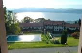 PR_A05, Lago Maggiore. Lesa. Appartamento in residence con piscina